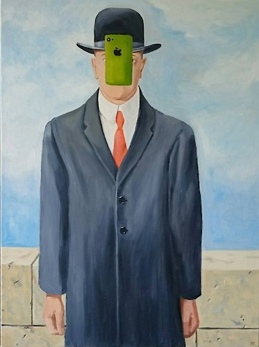 Magritte 2015 60X80