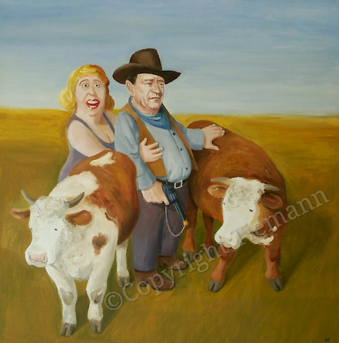 Where have all the Cowboys gone?   80X80